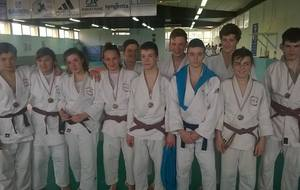 COUPE DEPARTEMENTALE CADETS